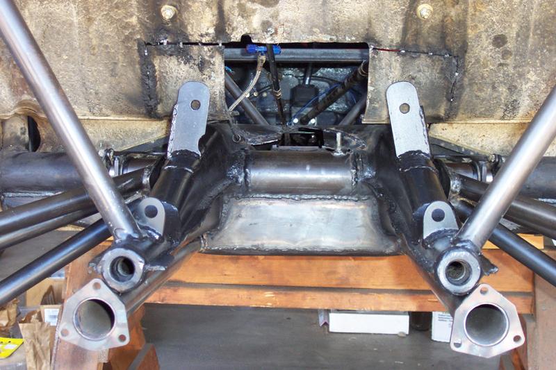 Vw Irs Rear Torsion Bars: Adjusting Beetle Rear Suspension